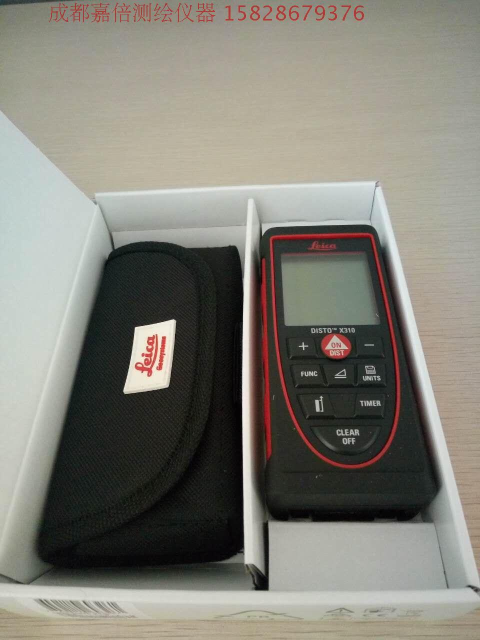 Free Shipping Swiss Leica X310 Handheld Laser Rangefinder 120 Meters Instead Of D3A Leica Electronic Ruler