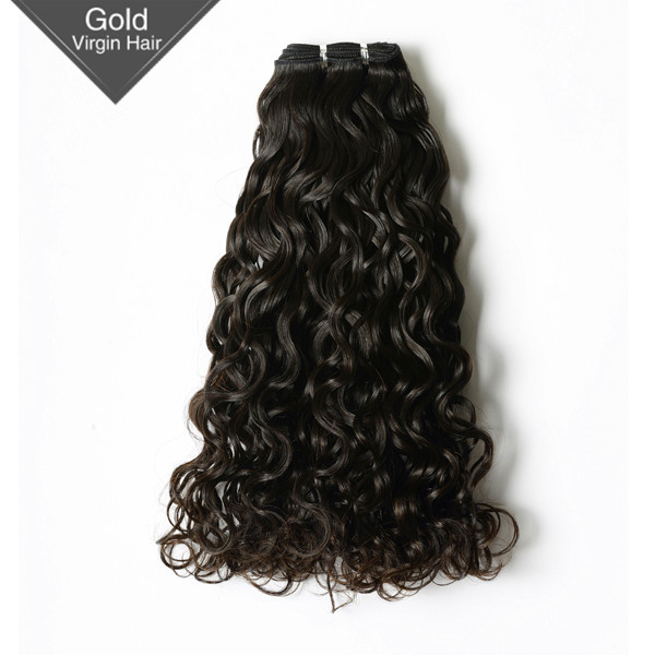 Malaysian Curly Hair Weave Human Virgin Remy Natural Hair Extensions