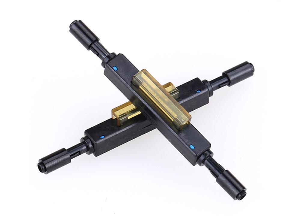 L925B Fiber Optic Quick Connector For Drop Cable Bare Supply Optical Fiber Mechanical Splice