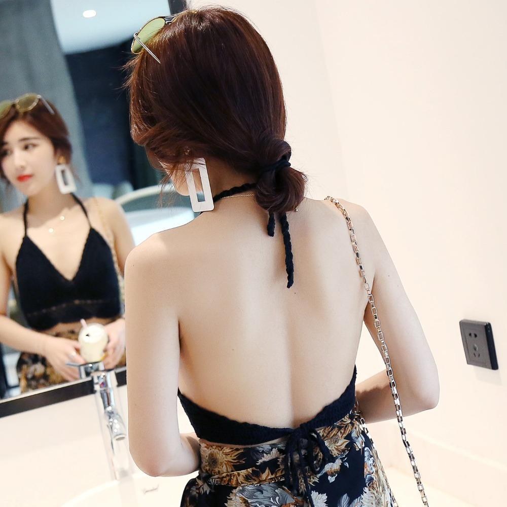 HTB1hPx4RXXXXXXUaXXXq6xXFXXXw - Women Crop Tops Sexy Crochet Wave Summer JKP010