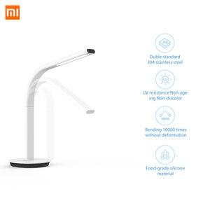 Image 5 - Original Xiao Mi Mi Jia 2 Xiao Mi EyeCare APP ควบคุมสมาร์ทโคมไฟตั้งโต๊ะแบบคู่ Xio Mi mi Home Mi Store สีขาว 62