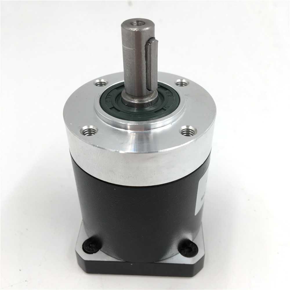 Ouput Shaft D8mm L51mm Nema17 Planetary Gearbox Ratio 30:1 Speed Reducer for Flange 42mm Stepper Motor geared ratio 20 1 nema17 stepper motor planetary gearbox l51mm stepper speed reducer shaft diameter 8mm cnc