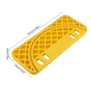 Image 3 - Beekeeping Scraper Tool Bee Keeper Flat Equipment Durable Plastic Honey Bucket Nest Frame Shelf Nest Spleen Bee Hive Scraper C