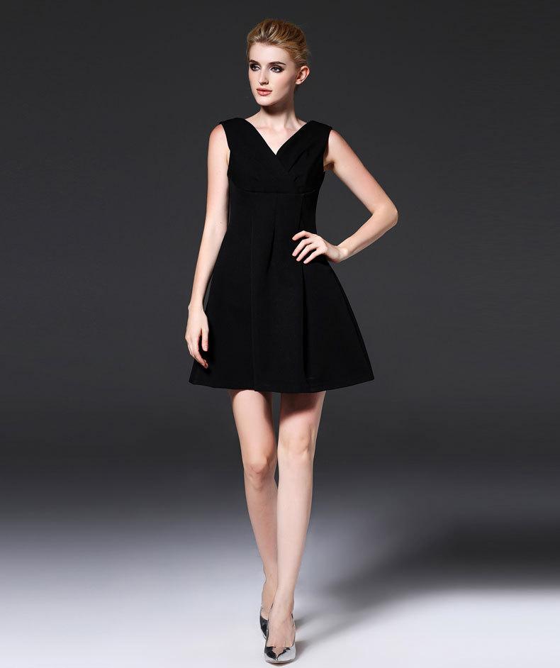 e0e170f828d25 Satın Al Kız Mini Elbise Kadın Bahar Uçuş Elbise Için Yüksek Bel ...