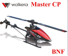 Original Walkera Master CP BNF without Transmitter Mini 6CH 3D Flybarless RC Helicopter with battery and