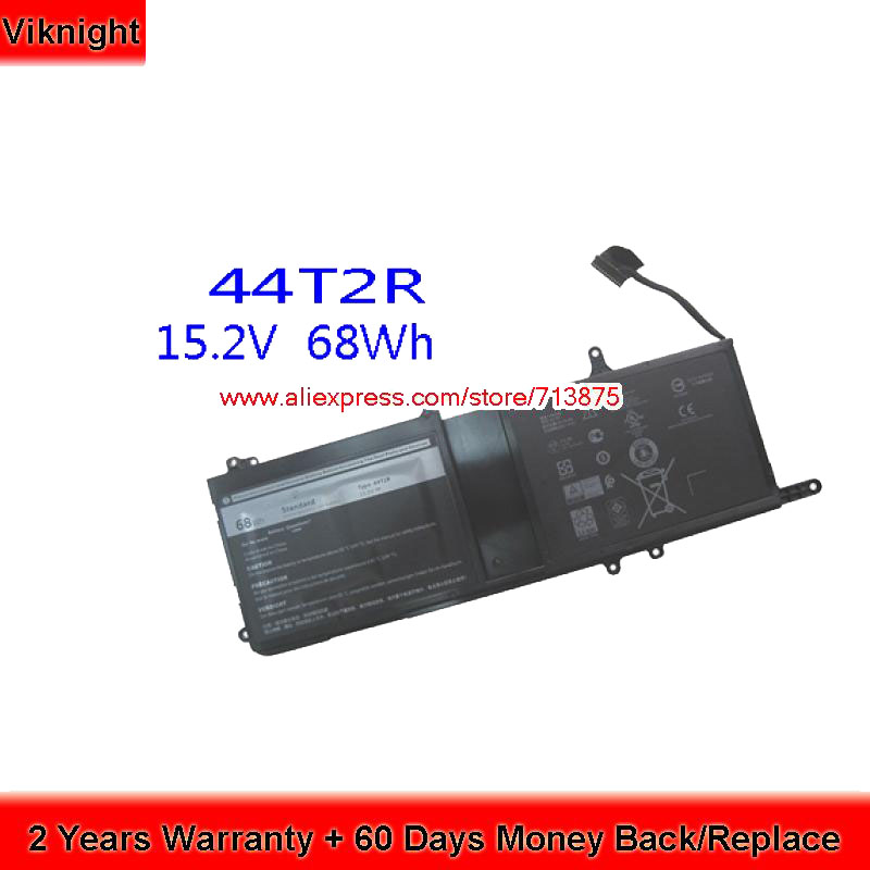 Original 44T2R 546FF Battery for Dell ALIENWARE 17R4 0546FF 44T2R 68Wh hot sale replacement laptop battery for dell alienware 15 r3 alienware 17 r4 0546ff 0hf250 44t2r 9njm1 hf250 mg2yh