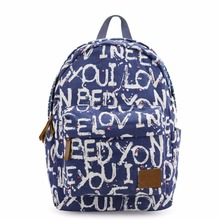 Модные милые девушки школы Рюкзак Back Pack Для женщин холст рюкзак школьный рюкзак прекрасный Сумки для школы