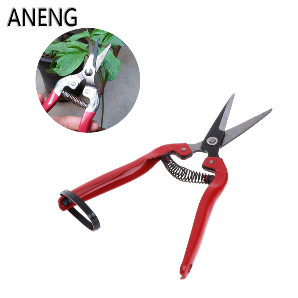 ANENG Plant Pruning Scissors Garden Cutter Flower Branch Shears Hand Pruner Tool