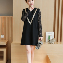 2016 Autumn Maternity clothing clothes for pregnant women Casual maternity dress pregnant women dresses E588