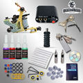 Beginner Tattoo Kit 1 Machine Professional Tattoo Video Guide