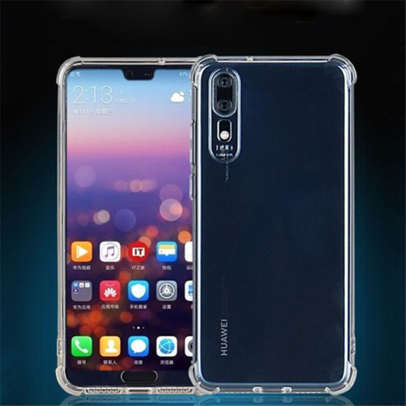 6D Surround Drop-Proof <font><b>Case</b></font> For <font><b>Huawei</b></font> P20 P30 Pro Nova 2 Plus 3e 3i 4 Lite Honor 8C 7A 7C <font><b>Y7</b></font> Y6 Y9 Prime 2018 <font><b>2019</b></font> Cover Caqa image