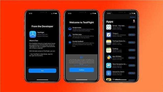 苹果推送iOS 13/iPadOS第二个公测版/开发者预览版Beta 3修正版