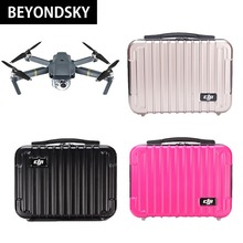 2018 DJI Mavic Pro Drone Portable Suitcase Hard Shell Case Storage Handbag Carry Bag Standard Waterproof Box For RC Quadcopter