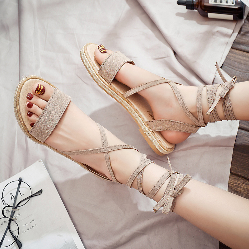 Tobillo Peep Zapatos Suela Correa Caminar Con Sandalias Mujeres Las 53LRjAq4