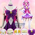 Anime LOL The Lady Of Luminosity Lux Cosplay Costumes Sailor Moon / Puella Magi Madoka Magica Fancy Outfits Dress