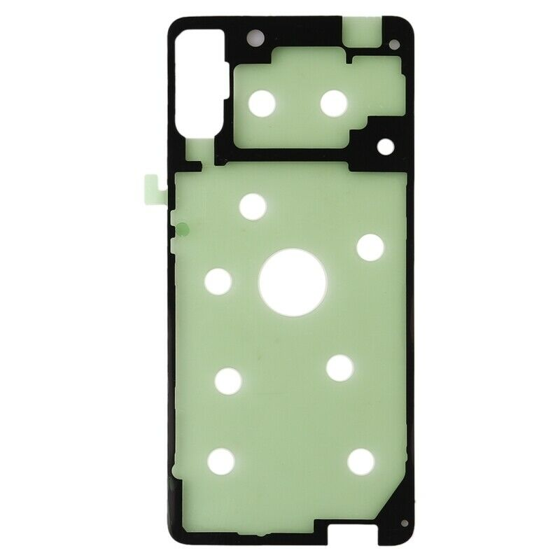 For Samsung Galaxy A7 2018 A750 Front Housing Frame Back Battery Door Cover Adhesive Sticker