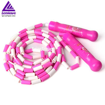 Lenwave Brand Children Skipping Rope 2.5 Meters Long  Plastic Jump Rope #Suitable For Boy And Gilr skipping rope