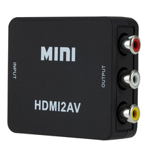 HDMI to av converter hdmi turn av converter black hdmi turn AV Audio Video Converter 1080P new ezcap272 av capture analog to digital video recorder converter with audio video input av hdmi output to microsd tf card