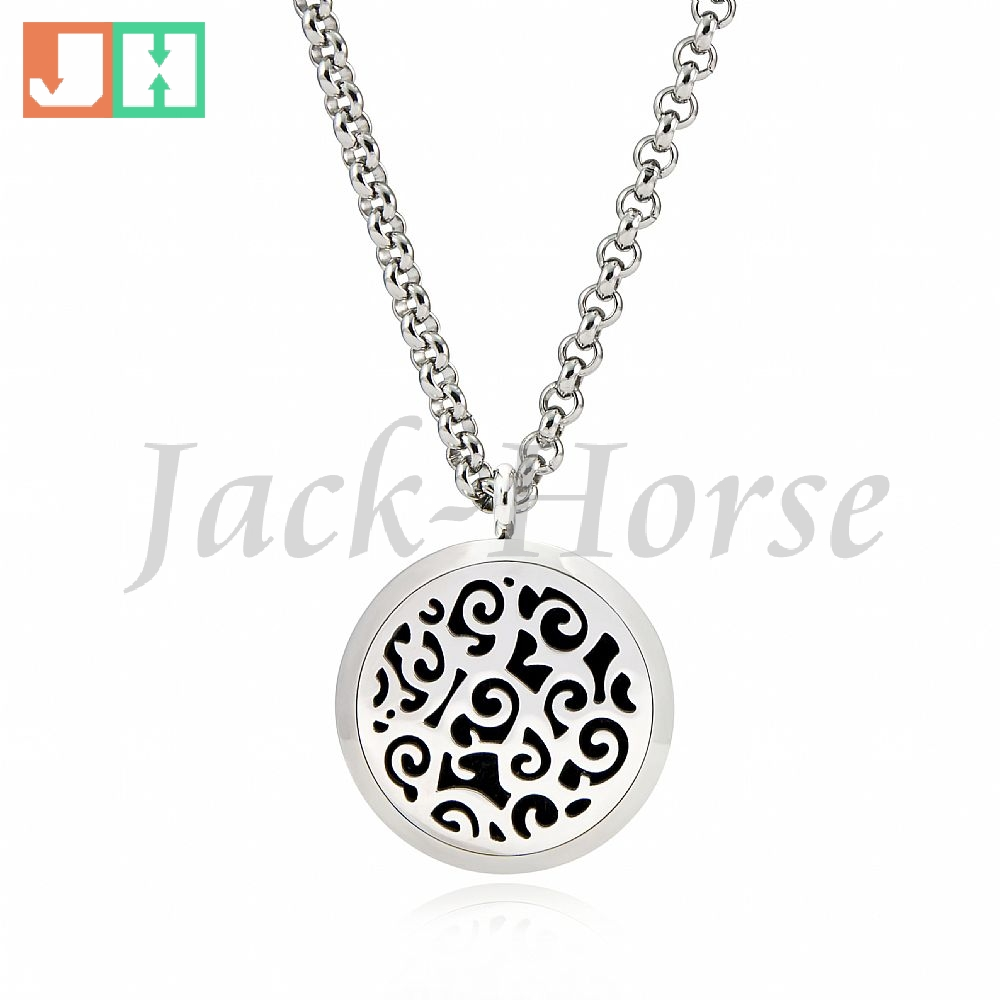 316l stainless steel essential oil diffuser necklace pendant perfume 316l stainless steel essential oil diffuser necklace pendant perfume pendant necklace aromatherapy pendant necklace locket in pendants from jewelry aloadofball Image collections