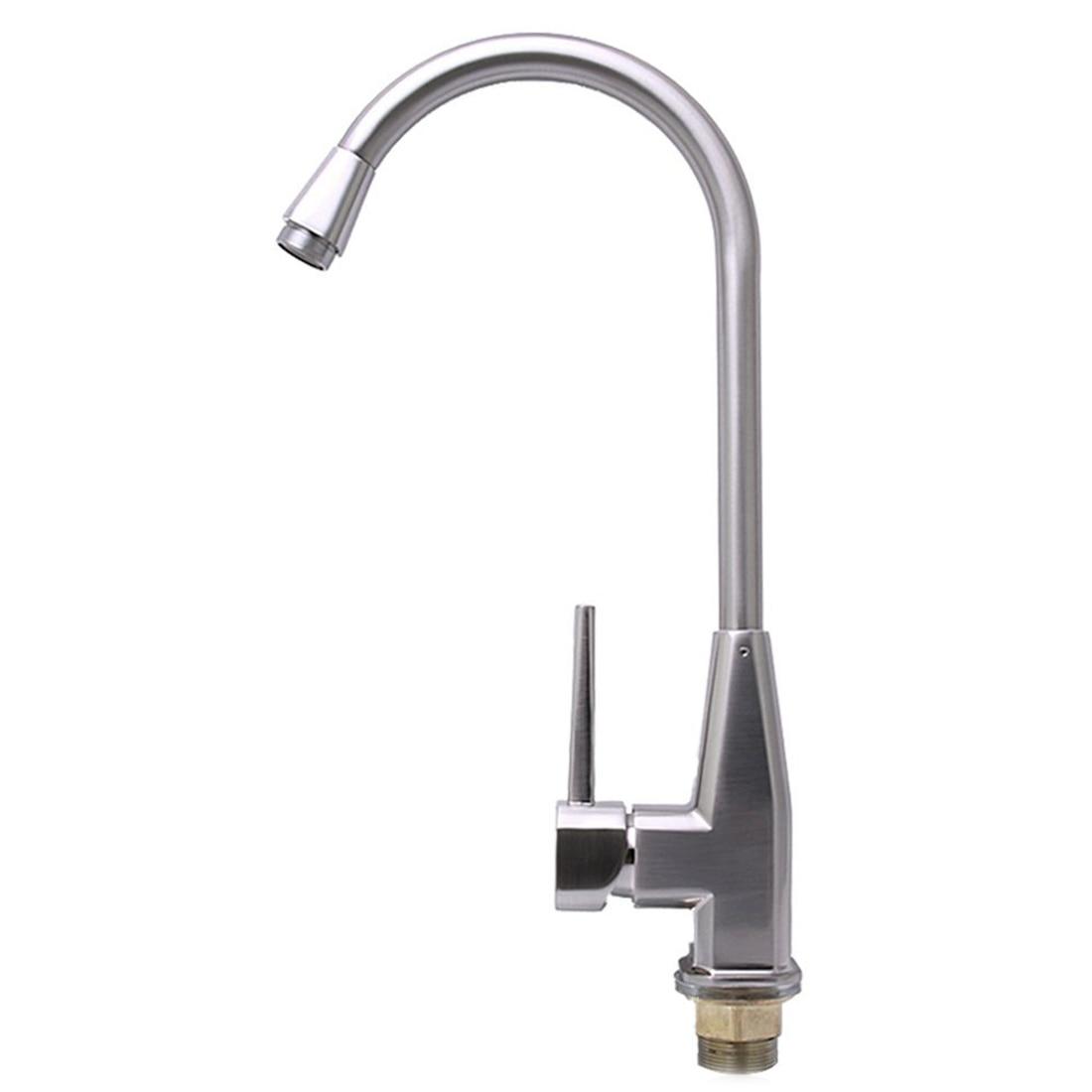 arc Chrome Kitchen Faucet