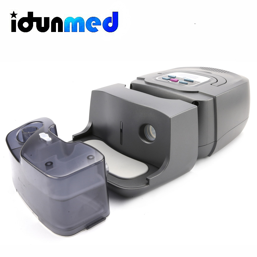 BMC Mini BPAP BiPAP Machine Device With Nasal Mask Full Face Mask All of CPAP Accessories Care For Sleeping Apnea Anti Snoring