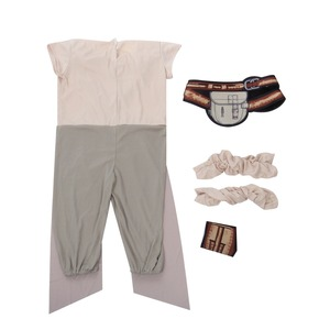Image 5 - Child Classic Rey Costume Girls Fancy Dress Movie Character Carnival Cosplay Halloween Costumes