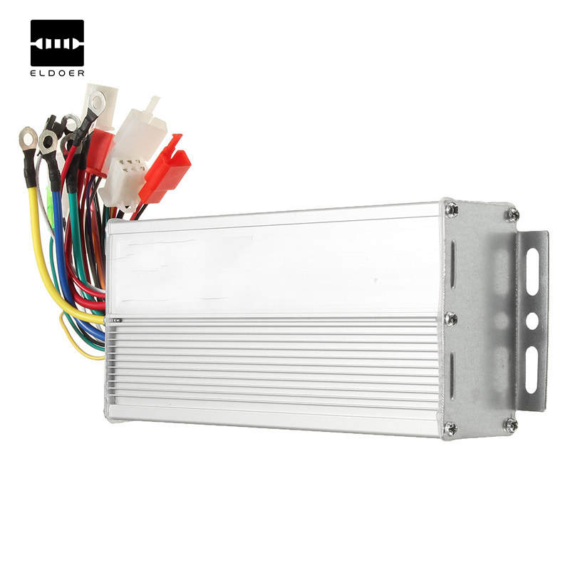 Hot Selling 48V~64V 800W 38A Electric Bicycle Scooter Brushless DC Motor Speed Controller 180 x 80 x 40 mm 29 64 x 33 64 x 19 32 motor carbon brush for electric drill