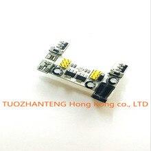 1pcs MB102 white Breadboard Power Supply Module 3.3V 5V For arduino Solderless
