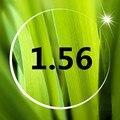 Lente miopía 1.56 marco de las lentes ópticos lentes lente de la miopía lente asférica radiación UV oferta Especial