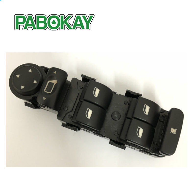 Car Buttons For Citroen C4 2005-2011 Electric Power Window Lifter Control Switch HA 6554HA
