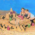 500 г Кинетическая Динамической Образовательные Песок Удивительные DIY Крытый Magic Play Песок Детские Игрушки Марс Space Sand 7 Цвета горячий продавать