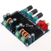 Free Shipping SANWU New TPA3116 2 1 Channel Digital Power Amplifier Board
