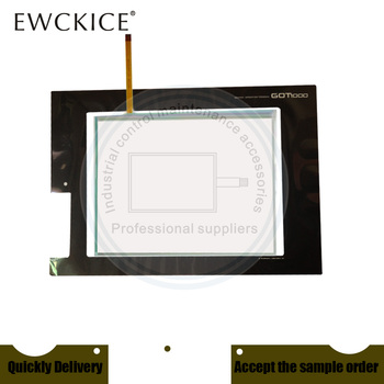 NEW GT1665M-STBA GT1665M-STBD HMI PLC Touch screen AND Front label Touch panel AND Frontlabel