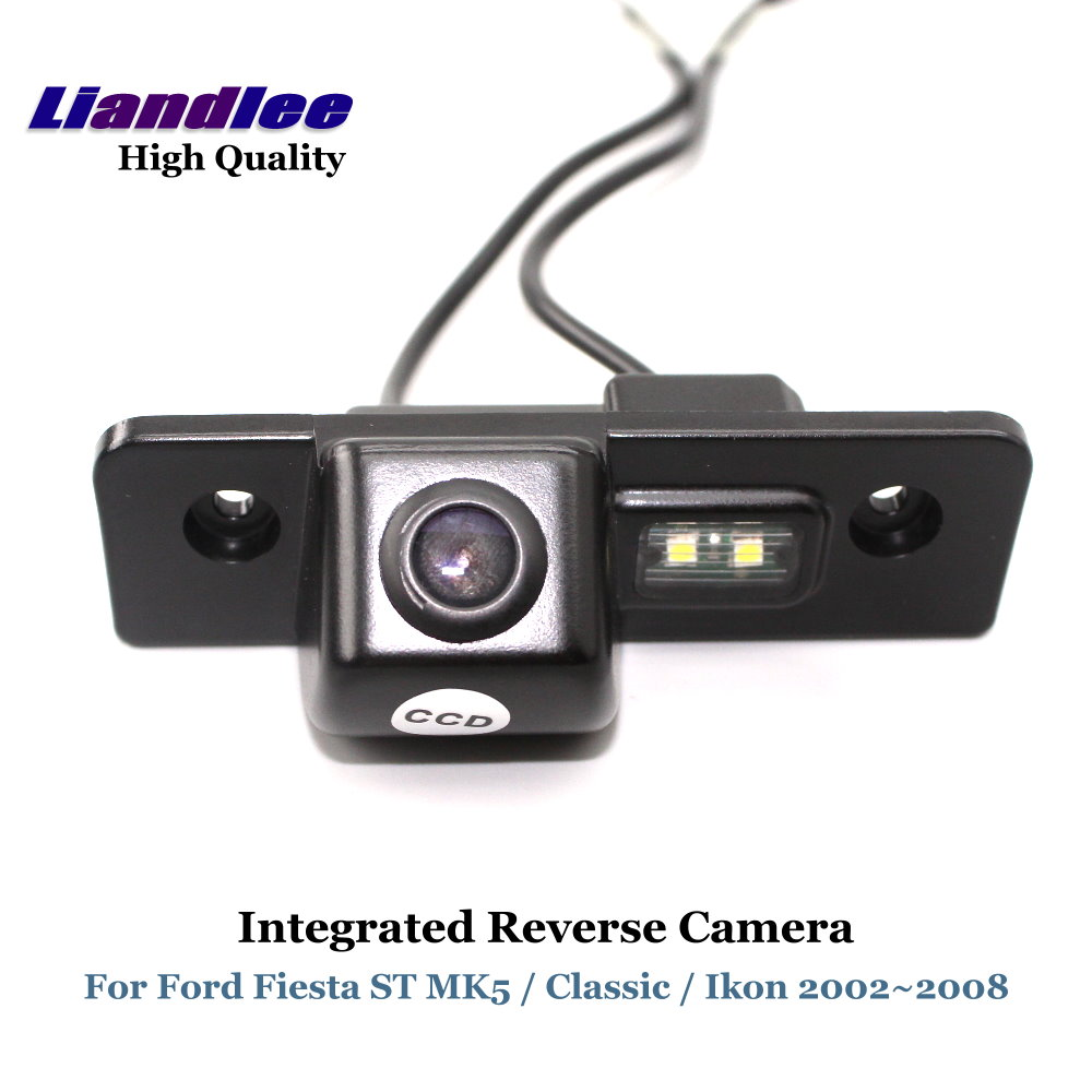For Ford Fiesta ST MK5 / Classic / Ikon 2002~2008 Car Rearview Reverse Camera Backup Parking Rear View Camera
