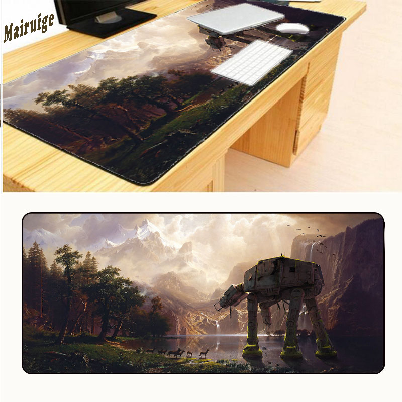 Mairuige Free Shipping Star Wars Mouse Pad To Mouse Notbook Computer Mousepad Best Gamin ...