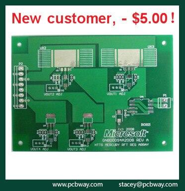 multilayer pcb pcb layout design sample maker prototype pcb board-in ...