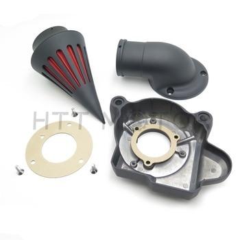 Aftermarket  motorcycle parts Spike Air Cleaner Kits For 2014 Harley Davidson Electra Glide Flhtcu Black
