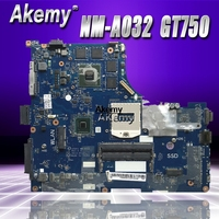 Y510P VIQY1 NM A032 REV:1.0 Y510P laptop motherboard for Lenovo Y510P NM A032 GT750 Test motherboard