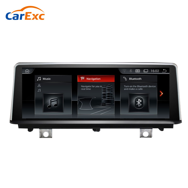 Android 4.4 8.8 For BMW 1/2 Series F20 Auto Radio With Bluetooth Wifi OBD Car DVD GPS HD Camera Navigation Multimedia System
