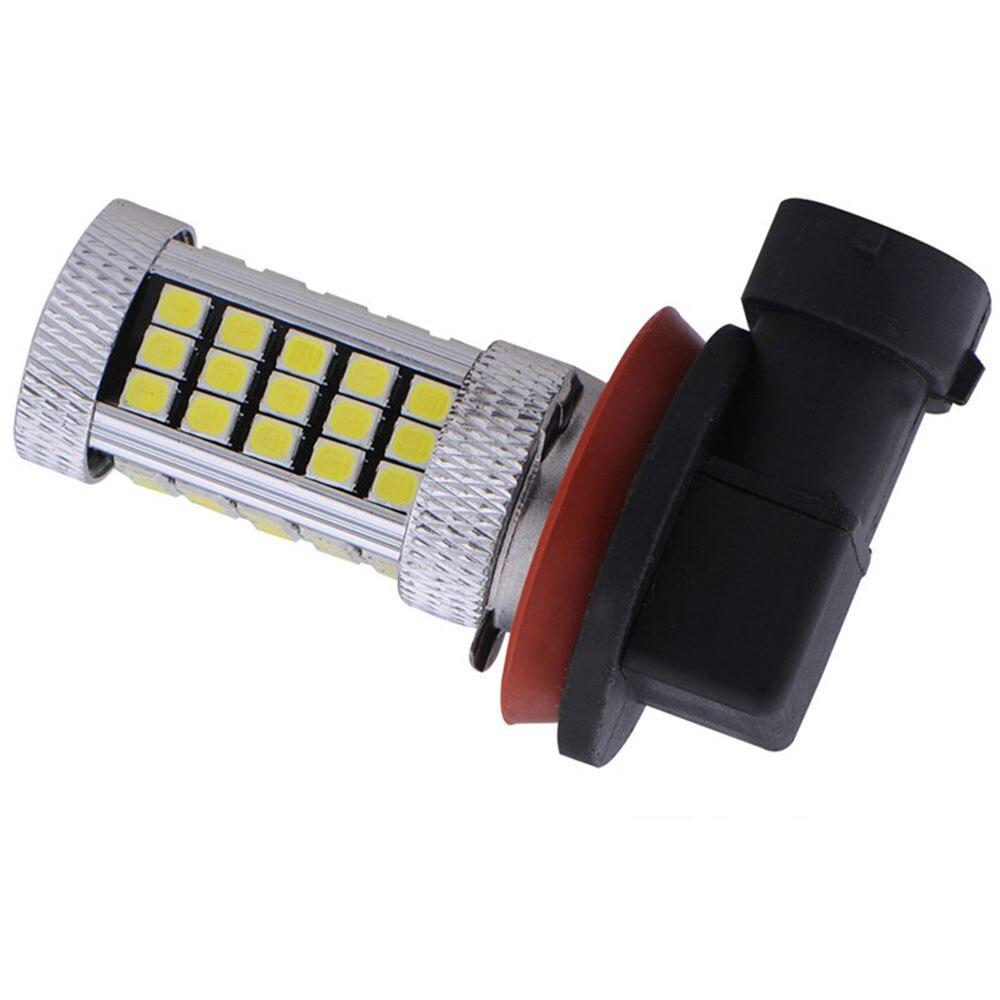 1piece H8 H11 63led Car Fog Light Fog Lamp LED Headlight Daytime Running Light DRL 12V car light source