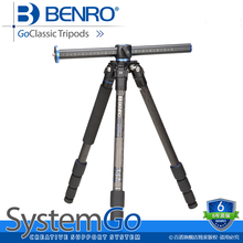 BENRO Digital Camera Professional Tripod SLR Cameras Multi Functional Alloy GC158T