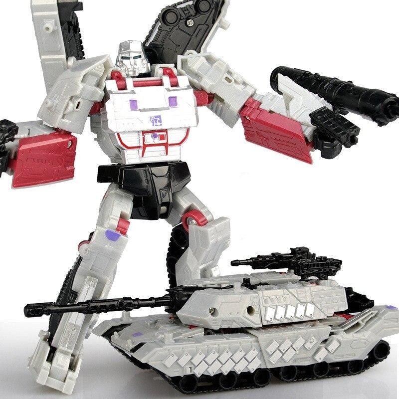 """Лидер продаж 19,5 см модель Трансформация Робот автомобиль экшн игрушки пластиковые игрушки Фигурки игрушки лучший подарок для образования детей 7,5"""" - Цвет: NO.16"""
