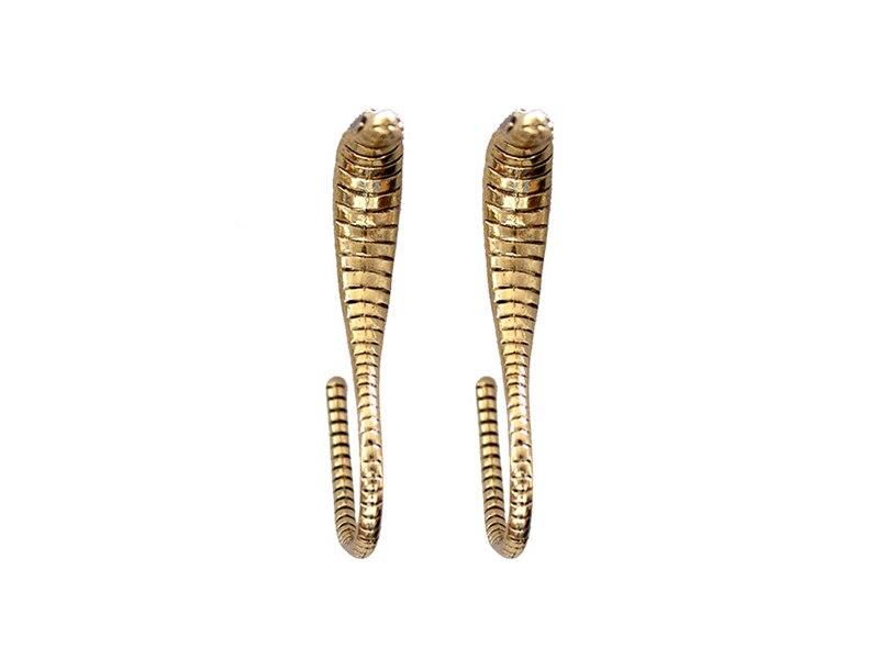 Snake Earrings (2)