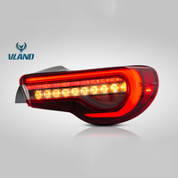 Vland Car Light Assembly Car Accessories For Toyota GT 86 Tail Light 2013 2015 Led Taillight Car Styling Rear Light