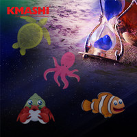 Kmashi Halloween Replaceable Projector Light 16 Lens Patterns Outdoor Garden Lights Decoration Lawn Lamp Christmas Holiday