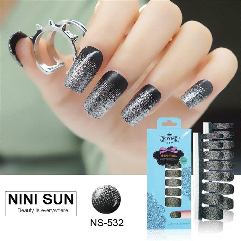 nail polish strip decoration