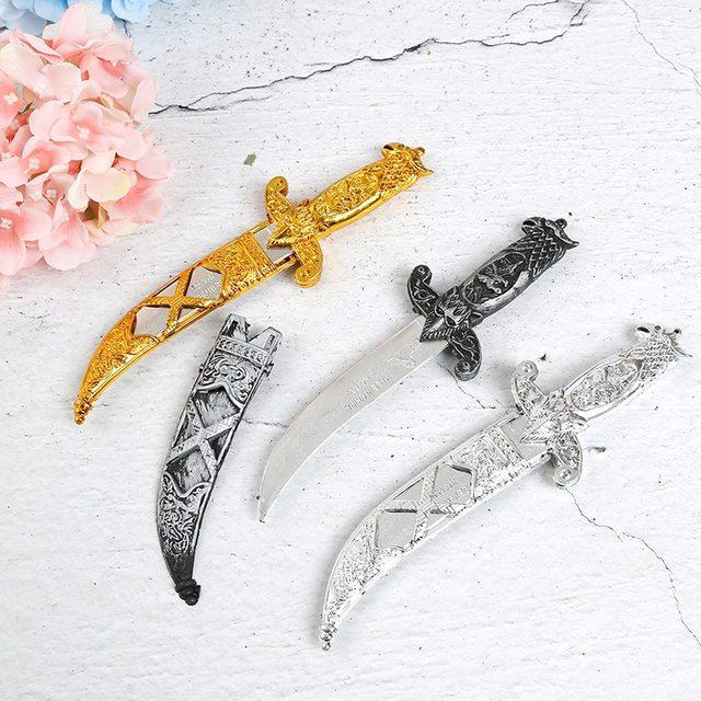 Cosplay Decor Party Toy Sword 22 6cm Plastic Swords Diy Small
