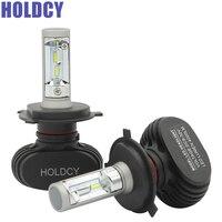 H7 H11 H27 880 9012 9005 9006 H1 H13 H4 Hi Lo LED Car Headlight Bulb