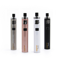 2pcs Lot Aspire Pocket AIO Kit PockeX With 1500mAh Battery Best MTL Vapor Starter Full E