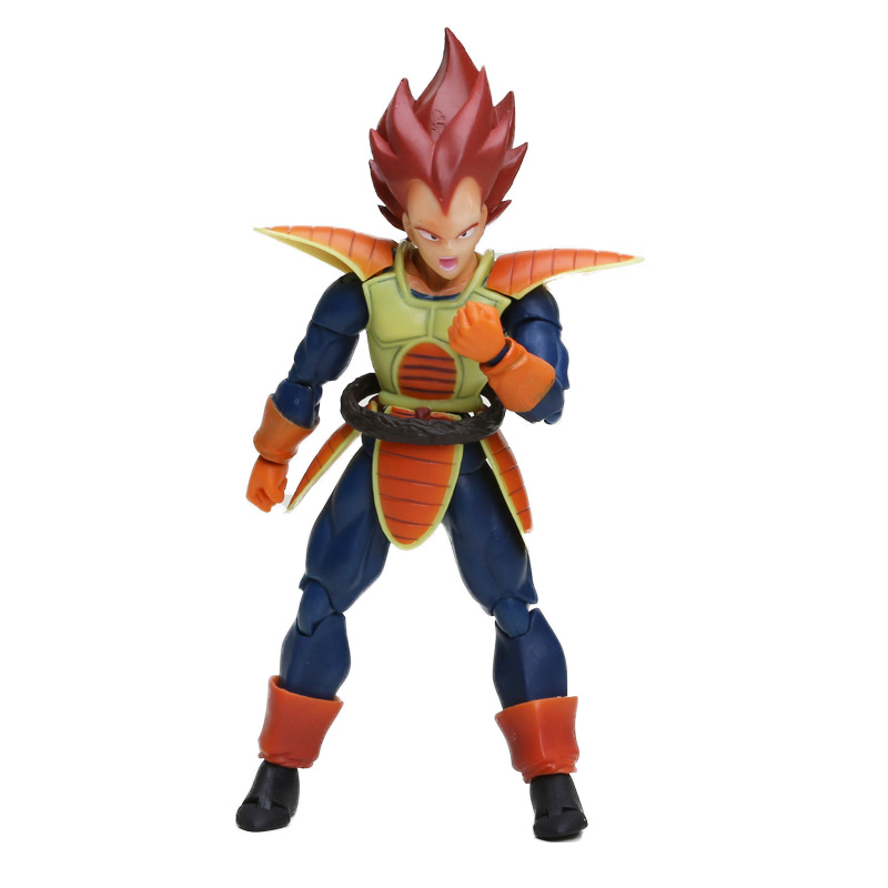 Dragon Ball Z Action Figure Gohan Goku Vegetto Vegeta Trunks Piccolo Freeza 18 with rotating joints 17